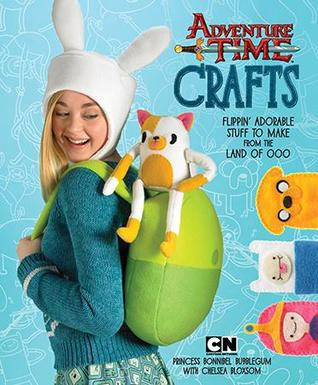 Adventure Time Craft Book