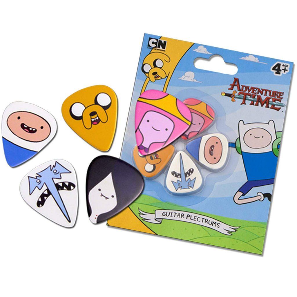 Adventure Time Guitar Picks