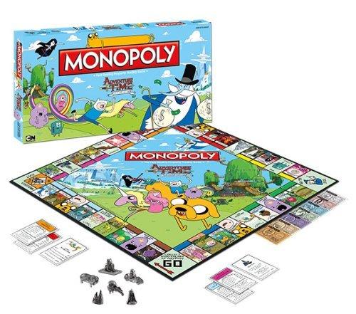 Monopoly Adventure Time