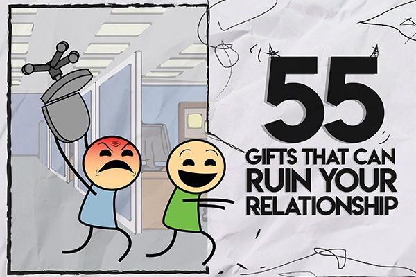 ruin relationship gifts