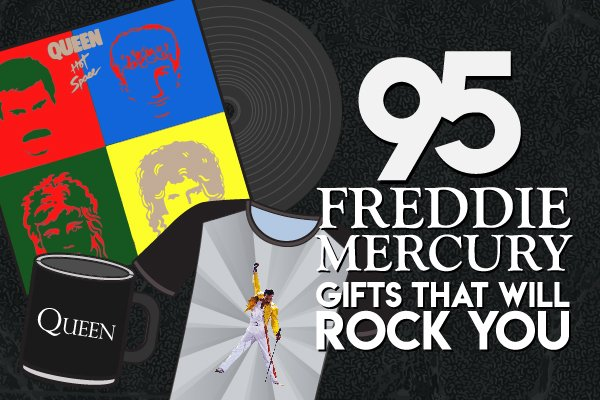cdd2365b7 95 Freddie Mercury Gifts That Will Rock You | 'Nuff Yet?