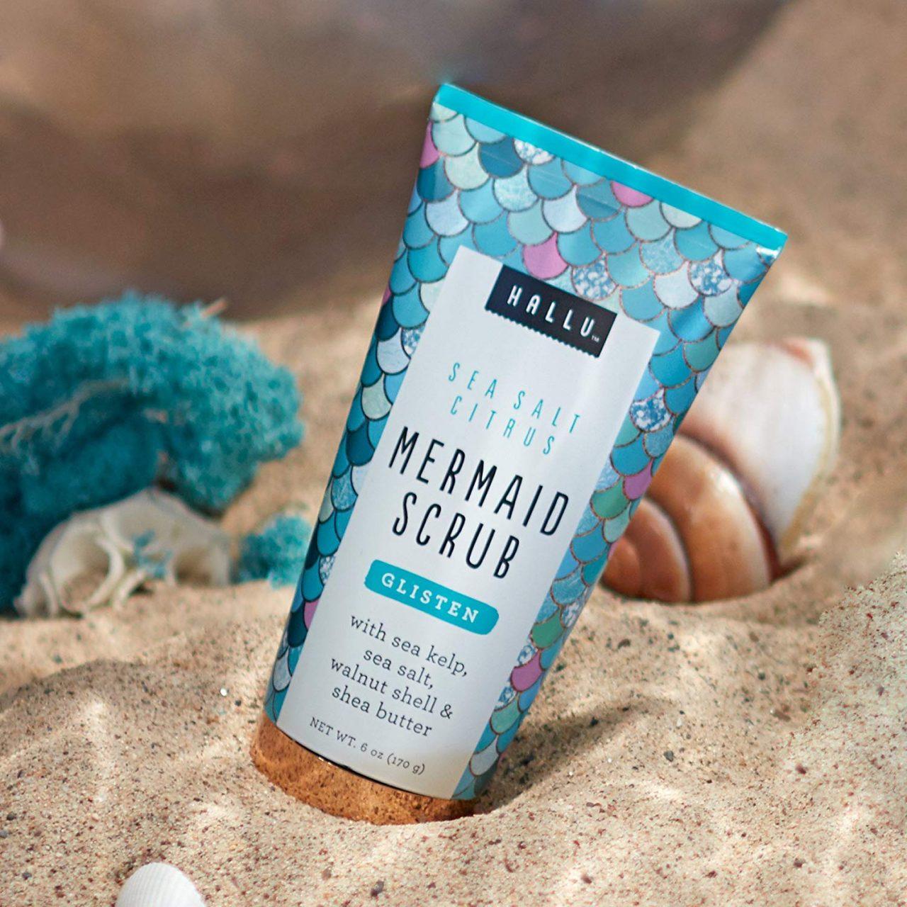 Mermaid Sea Salt Scrub