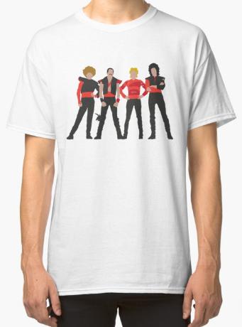 Radio Ga Ga shirt