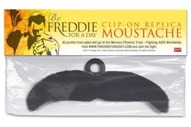 Freddie Mercury Moustache